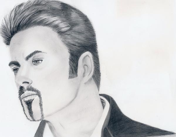George Michael por Hutchp
